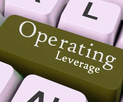 Operating Leverage and Degree of Operating Leverage