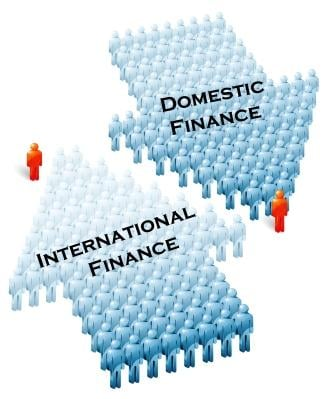 International Finance vs. Domestic Finance