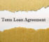 Restrictive Debt Covenants on Term Loan Agreement