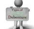 Types of Debentures