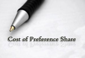 Cost of Preference Share Capital