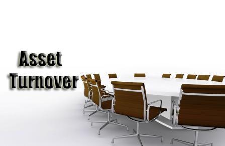 asset turnover ratio atr