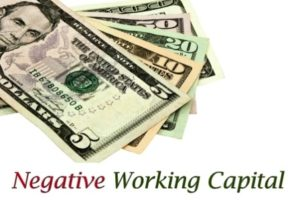 Negative Working Capital