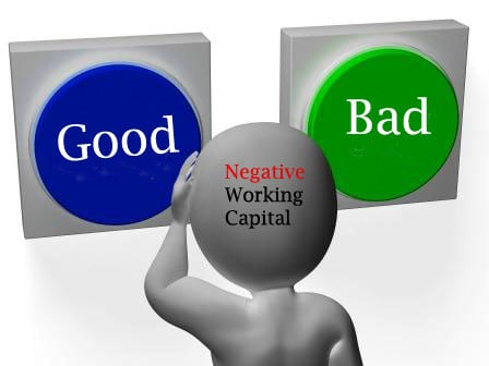 Negative Working Capital-Good or Bad?