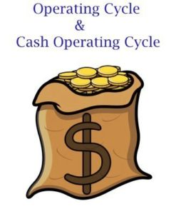 Operating Cycle and Cash Operating Cycle