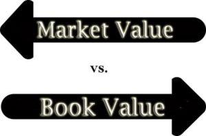 Market Value vs. Book Value
