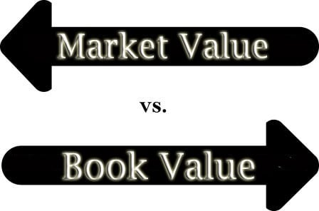 market value vs book value wacc. Black Bedroom Furniture Sets. Home Design Ideas
