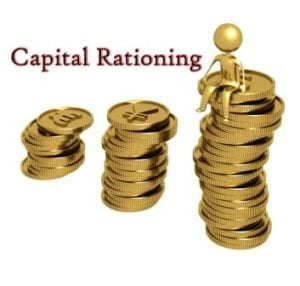 Capital Rationing