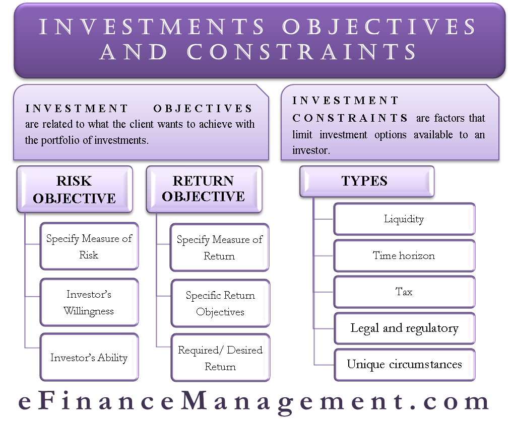 Investment Objectives and Constraints