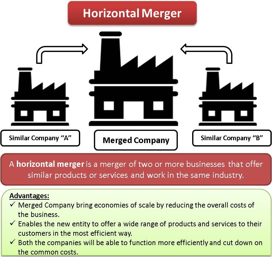 Horizontal Merger
