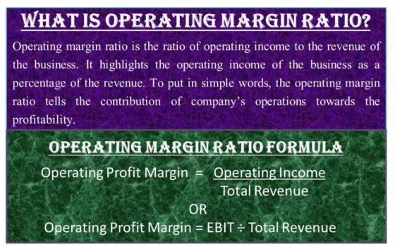 Operating Margin Ratio