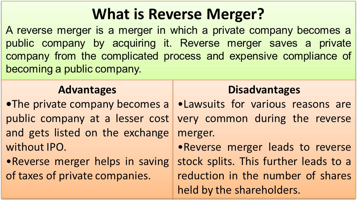 Reverse Merger