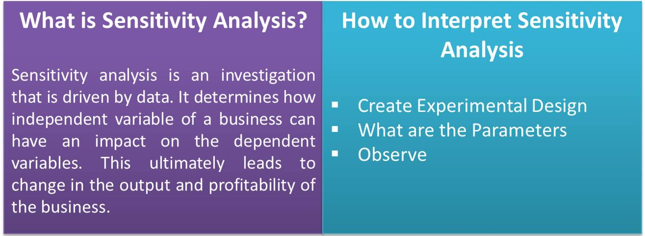why sensitivity analysis is important in investment appraisal
