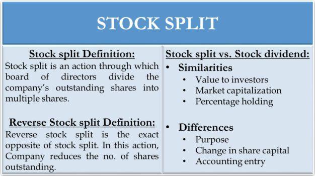 Stock Split