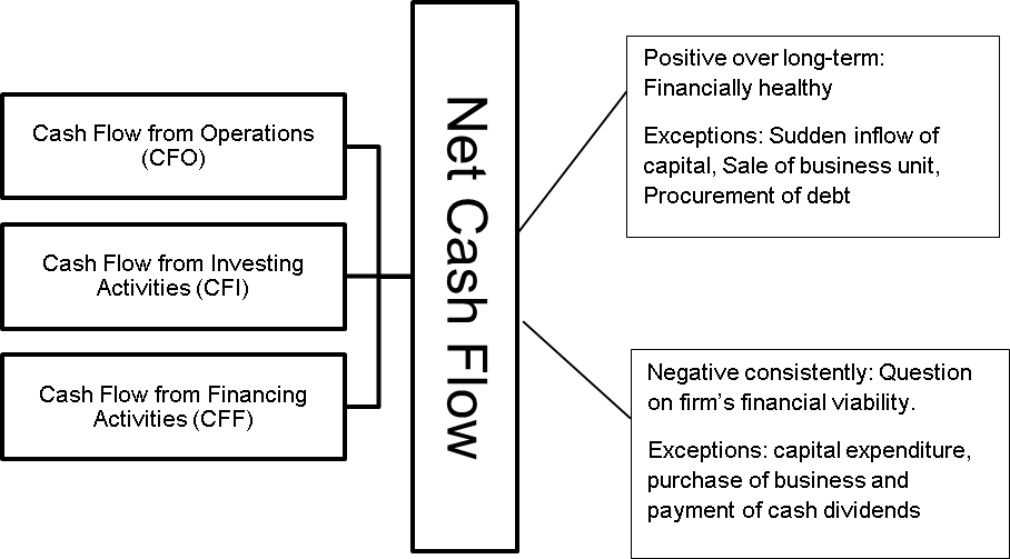 Net Cash Flow
