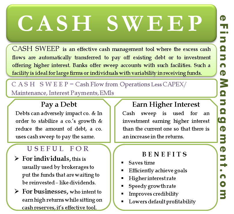 Cash Sweep