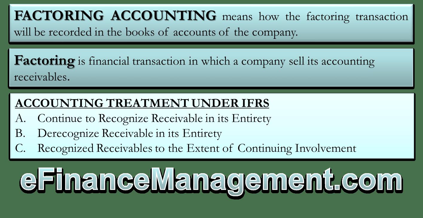 Factoring Accounting