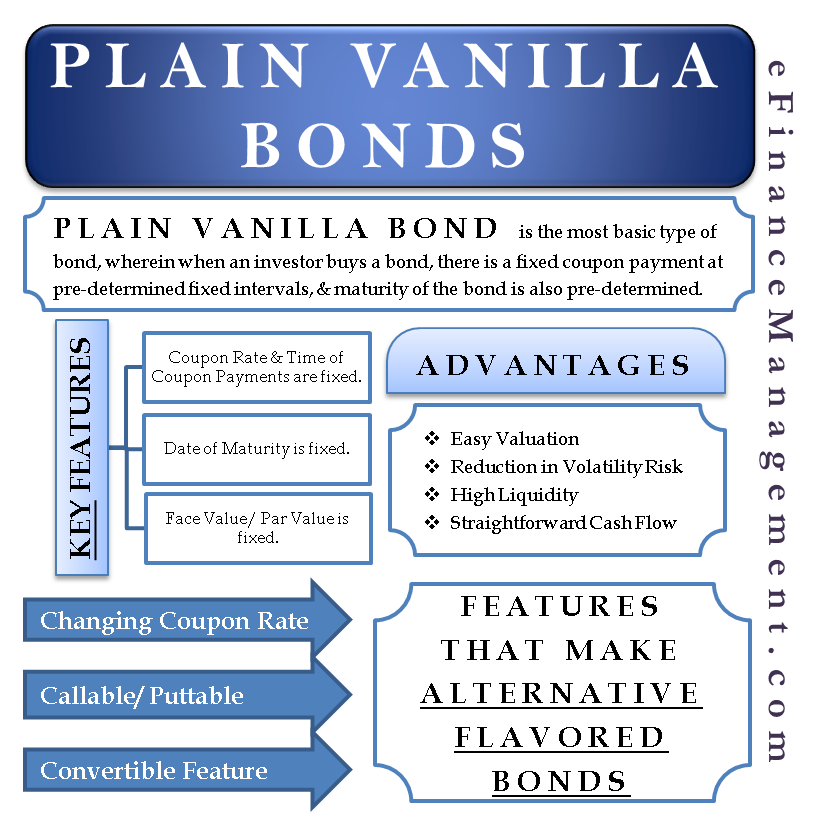 Plain Vanilla Bonds