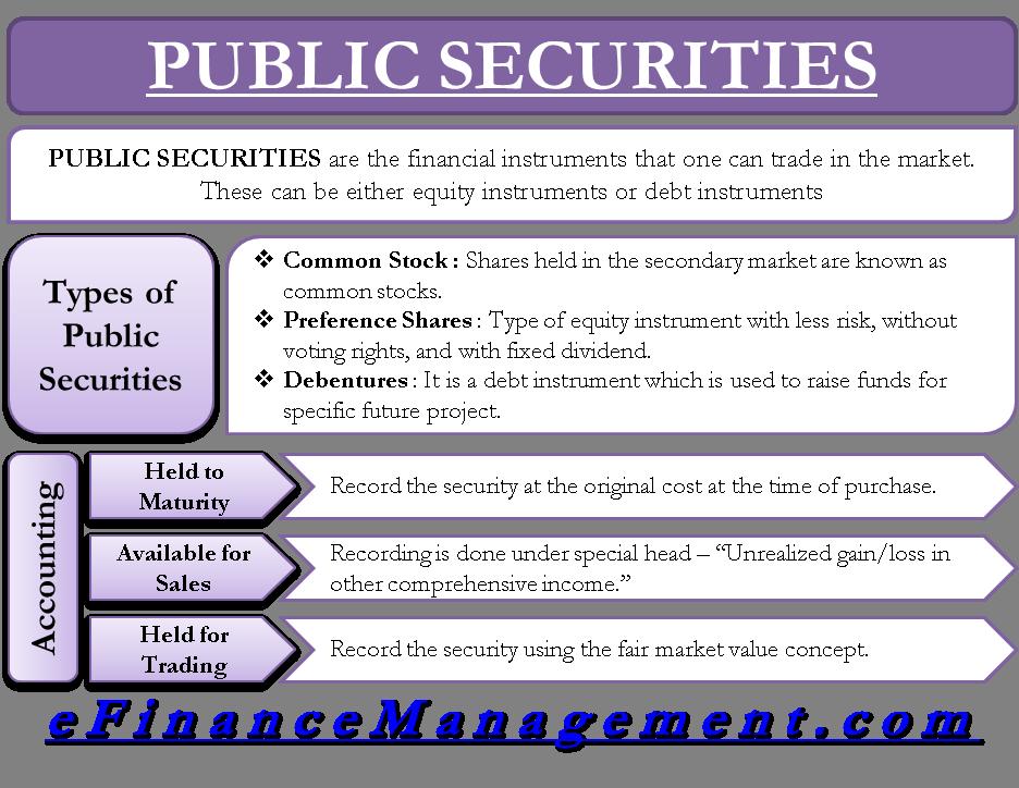 Public Securities