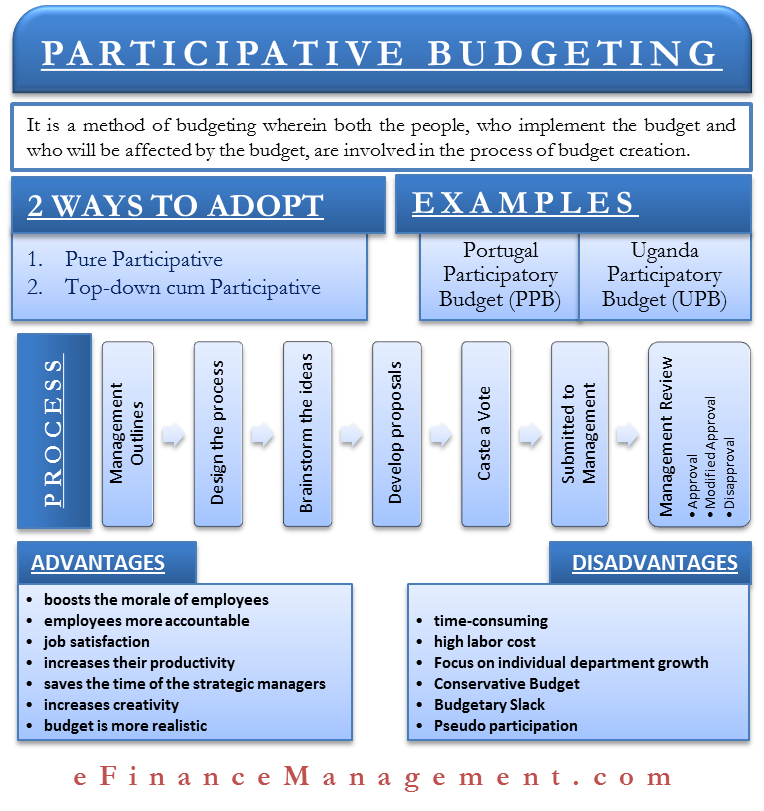 Participative Budgeting