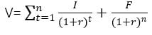 Bond Pricing Formula