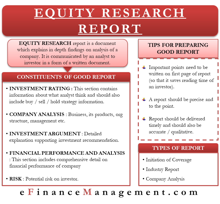 Equity Research Report