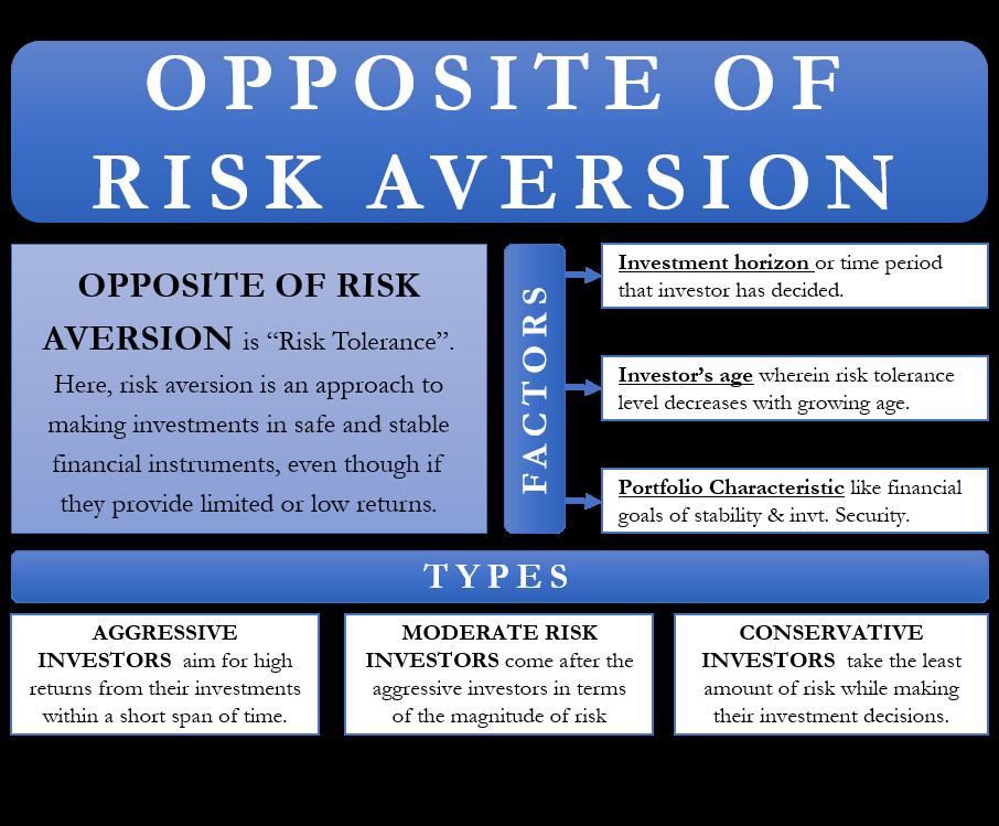 Opposite of Risk Aversion