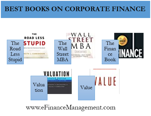 best book on corporate finance