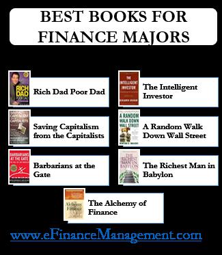 best book on finance major