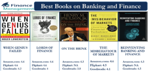 best books on banking and finance