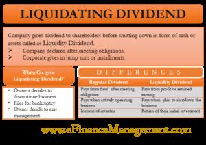 liquidity dividend