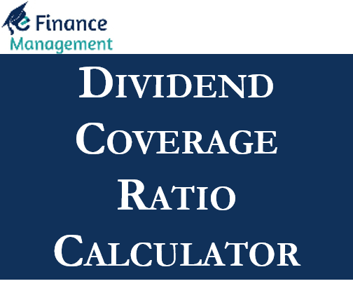 Dividend Coverage Ratio Calculator