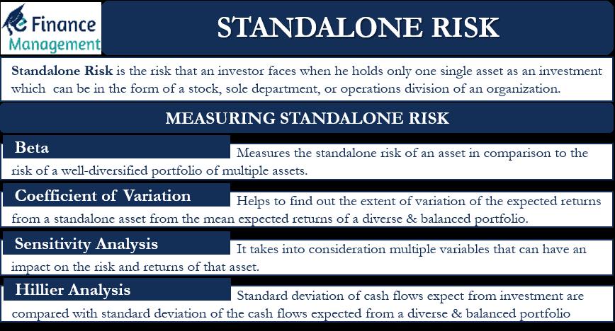 Standalone Risk